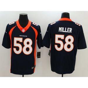 Denver Broncos Von Miller Jersey